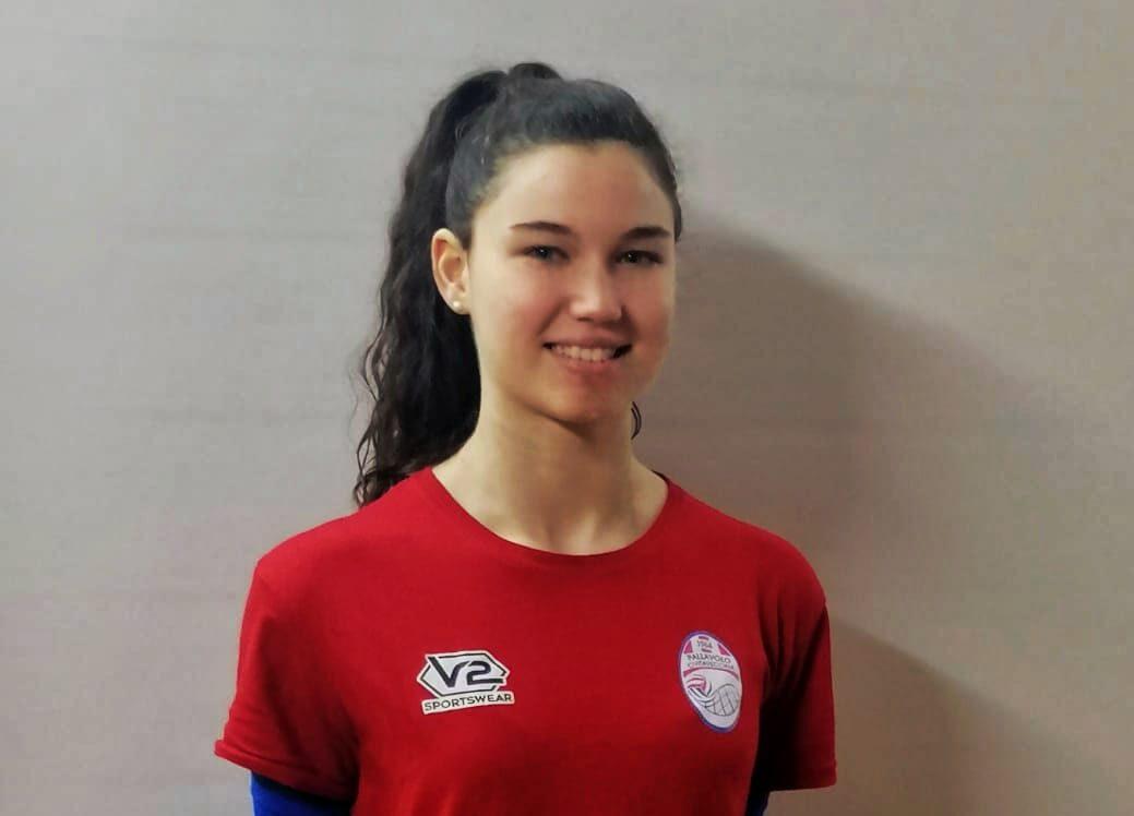 L'aspina Lucia Maschietto alla corte del Volleyrò