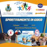 Centro CONI – Orientamento e avviamento allo sport